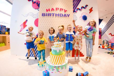 Празднование детских именин в Кривом Роге: 7 развлекательных центров