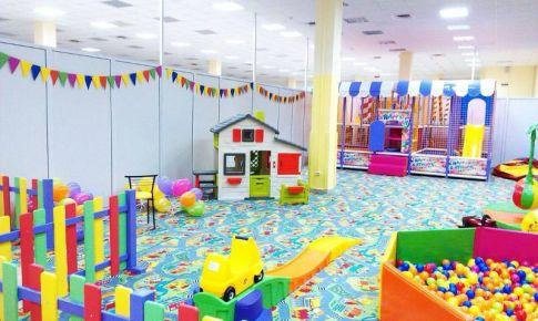 Сравнительная характеристика детских развлекательных центров Харькова