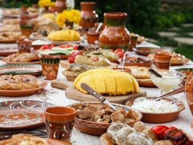 Буковинская кухня в ресторанах Черновцов
