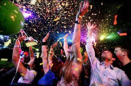 Где отпразновать  в Кропивницком новогодние праздники?