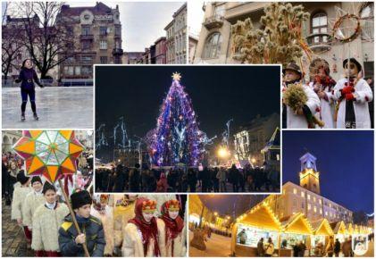 Зимние развлечения во Львове: где интересно и весело провести время?