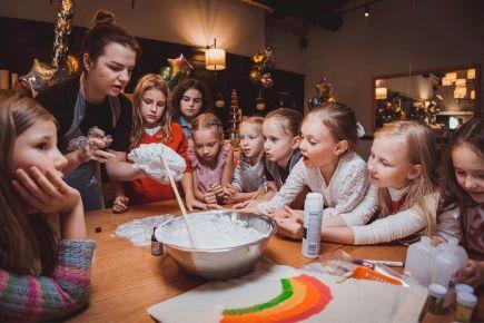 Кафе и рестораны с детскими комнатами в Житомире