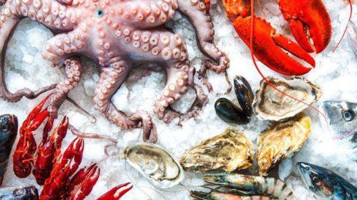 Вкусно и полезно: лучшие заведения Днепра, где можно попробовать блюда из морепродуктов