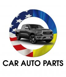 Логотип CAR AUTO PARTS, авто с США г. Хмельницкий
