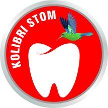 Логотип Kolibri Stom, стоматологія м. Вінниця