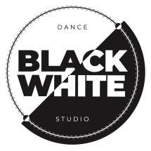 Логотип Black'n'White, танцювальна студія м. Хмельницький