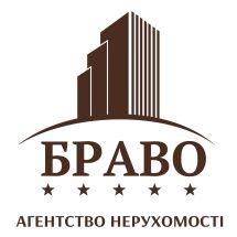 Логотип Браво, агентство нерухомості м. Вінниця