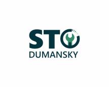 """Логотип Автосервис """"Думанский"""" г. Хмельницкий"""
