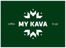 Логотип My Kava, кав'ярня м. Вінниця