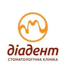 Логотип Діадент, стоматологічна клініка м. Вінниця