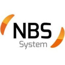 Логотип NBS System, автоматика для усіх видів воріт м. Вінниця
