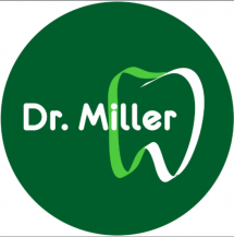 Логотип Dr.Miller, стоматология г. Винница