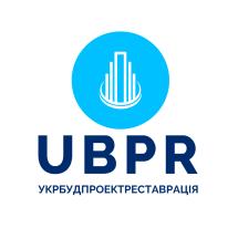Логотип Укрбудпроектреставрація, проектування і будівництво будівель м. Вінниця