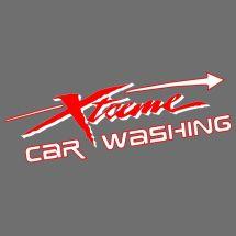 Логотип EXtreme Car Washing, автомийка м. Кропивницький