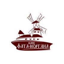 Логотип Млын Фата-Моргана, ресторан г. Винница