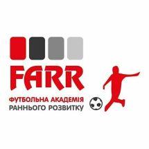 Логотип Футбольная академия раннего развития FARR г. Хмельницкий