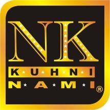 Логотип KUHNI-Nami кухни под заказ г. Хмельницкий