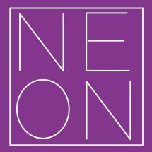 Логотип Neon, лаундж-бар м. Вінниця