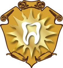 Логотип Плоскирів, стоматологія м. Хмельницький