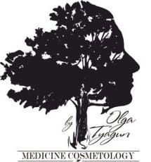 Логотип MEDICINE COSMETOLOGY by Olga Tyagun г. Винница