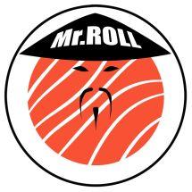 Логотип Mr.ROLL ( Містер Ролл ) г. Винница