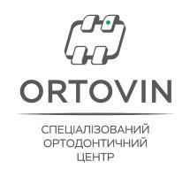 Логотип Ortovin, стоматология г. Винница