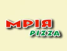 """Логотип Пиццерия """"Мрия"""" г. Хмельницкий"""