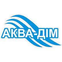 """Логотип Склад-магазин отопления и водоснабжения """"Аква ДОМ"""" г. Хмельницкий"""