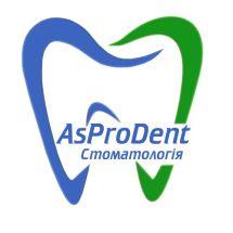 "Логотип стоматологія ""AsProDent"" г. Хмельницкий"