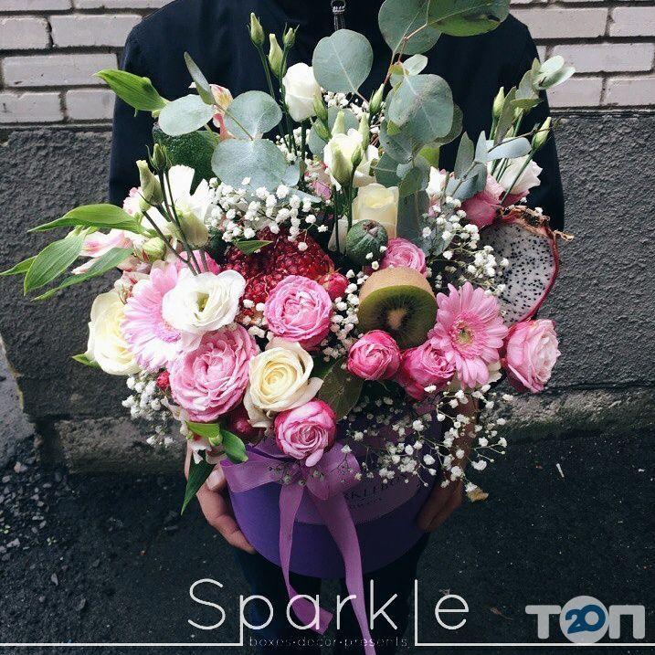 Sparkle, букети з фруктів - фото 8
