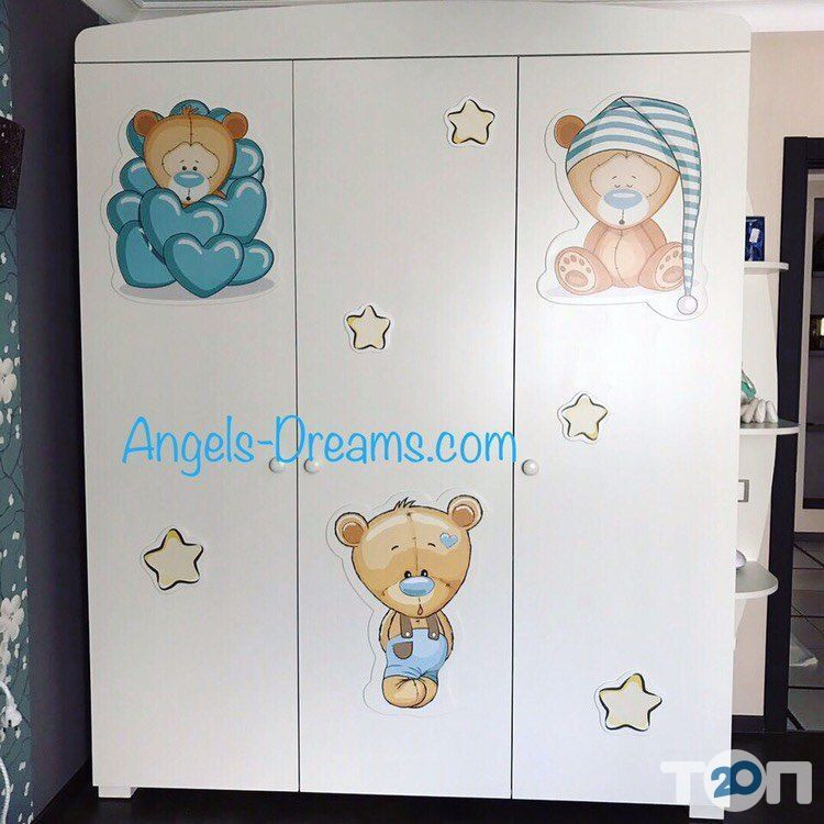 Angels Dreams, виробник дитячих меблів - фото 32