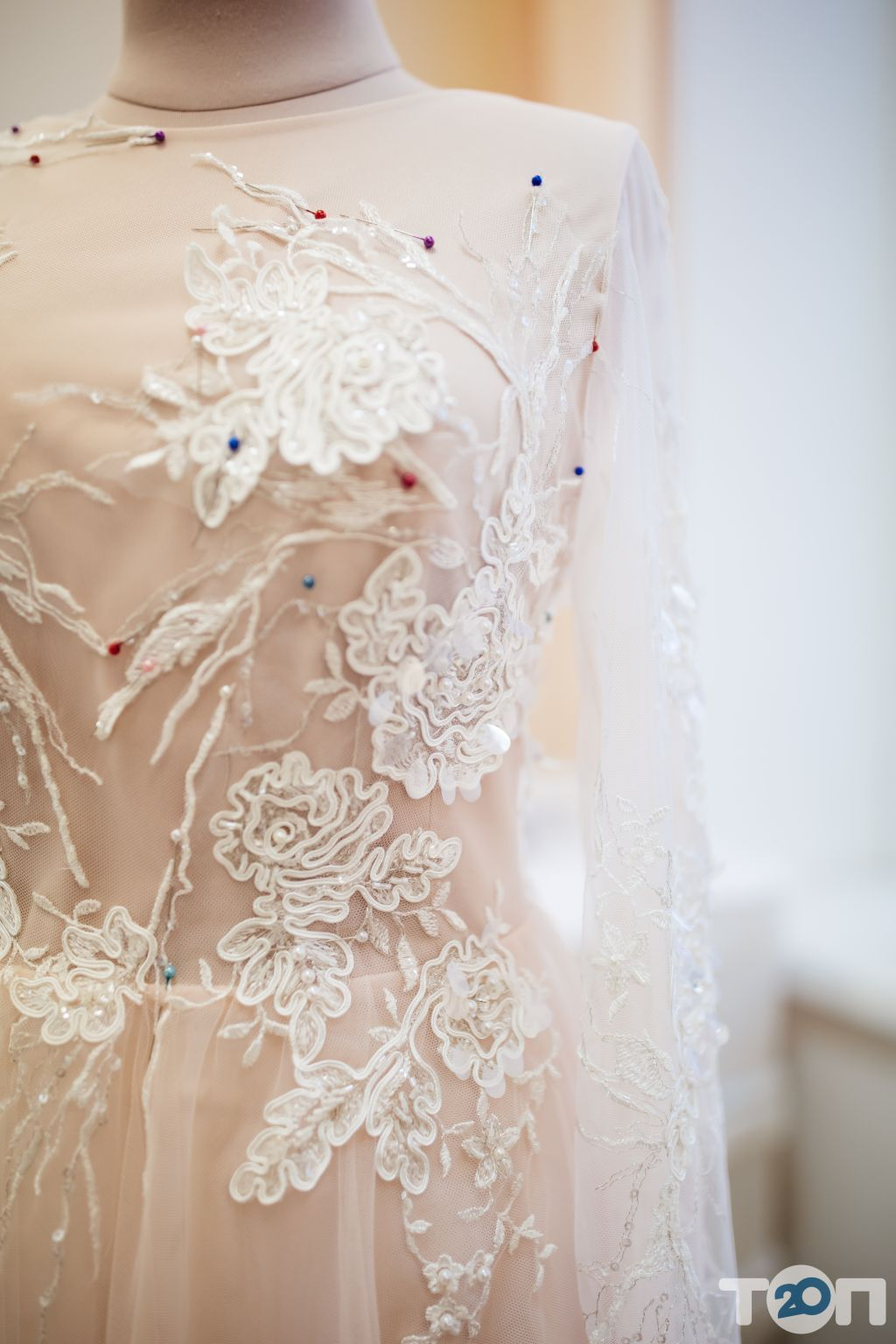 Anne-Mariee, весільний салон - фото 1