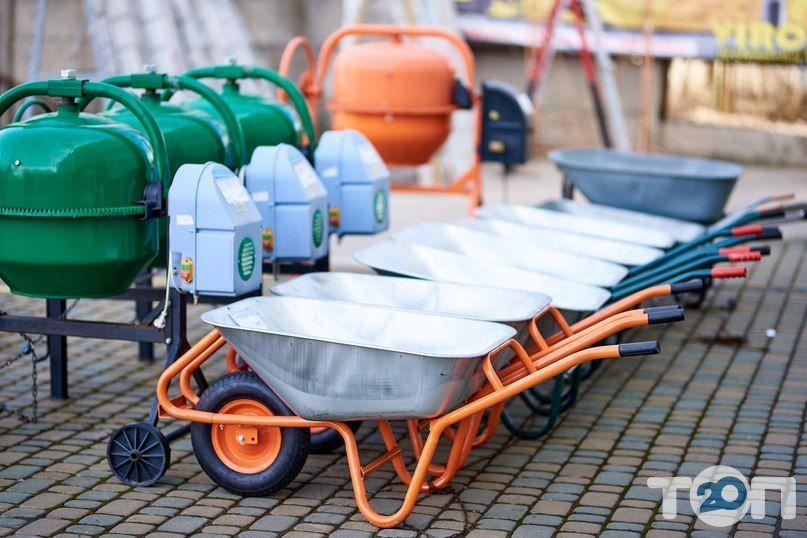 АРС кераміка, Будівельний супермаркет - фото 4