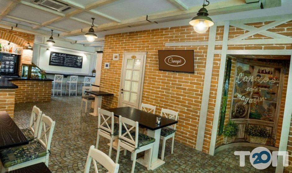 Canape, кафе європейської кухні - фото 6