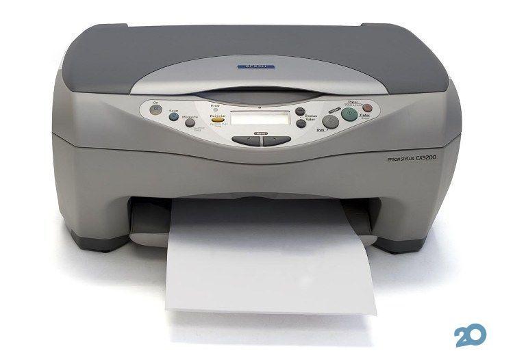 Printera, ремонт та продаж принтерів - фото 4