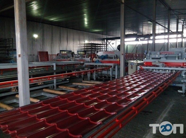 ДахБуд, виробництво, продаж металочерепиці - фото 4