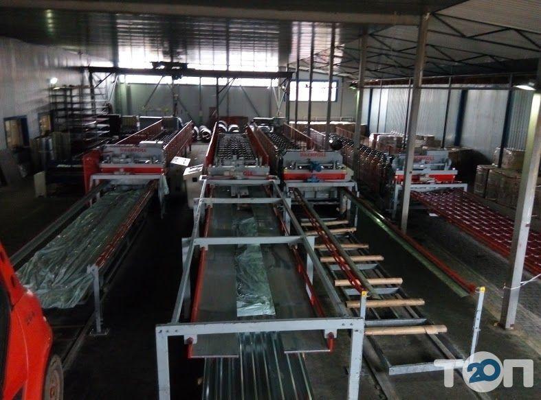 ДахБуд, виробництво, продаж металочерепиці - фото 5