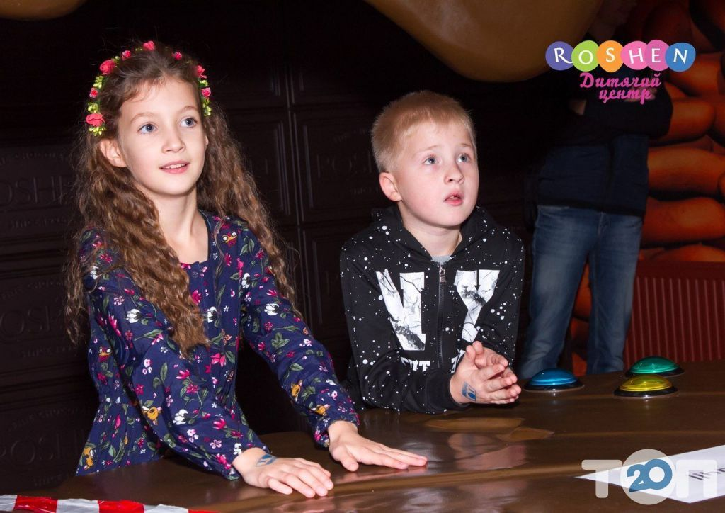 Roshen, дитячий розважальний центр - фото 2