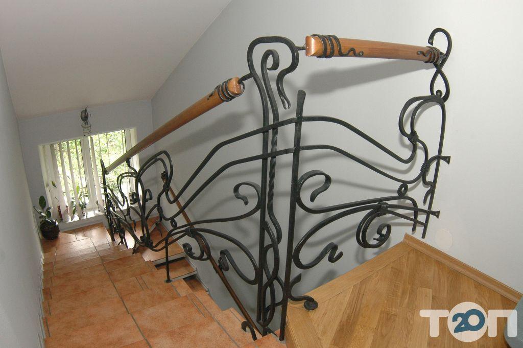 Елітна художня ковка, кована скульптура - фото 9