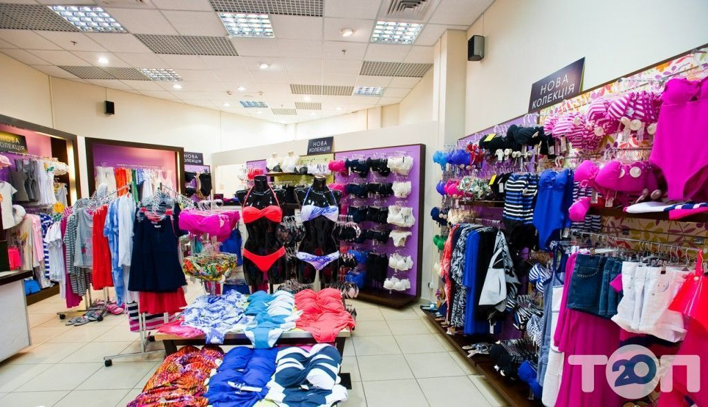 Etam, магазин білизни - фото 1