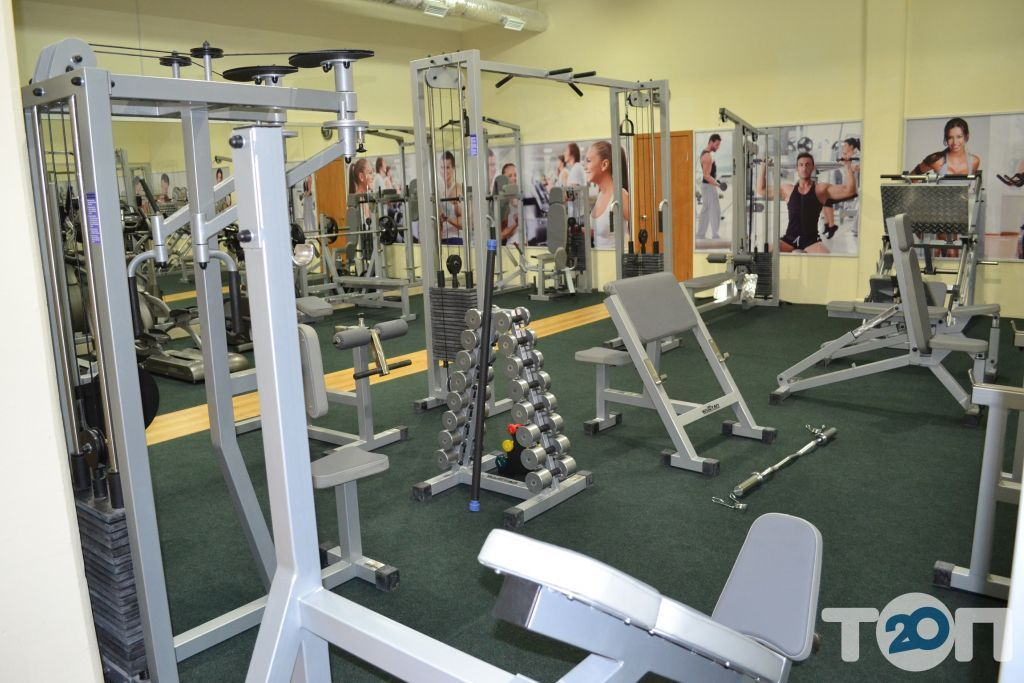 Fitness City, фітнес центр - фото 7