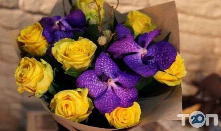 Флористичний дизайн, студія квітів - фото 2