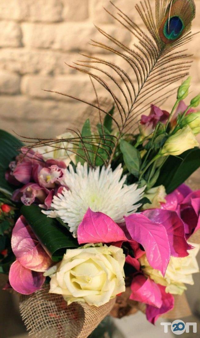 Флористичний дизайн, студія квітів - фото 4