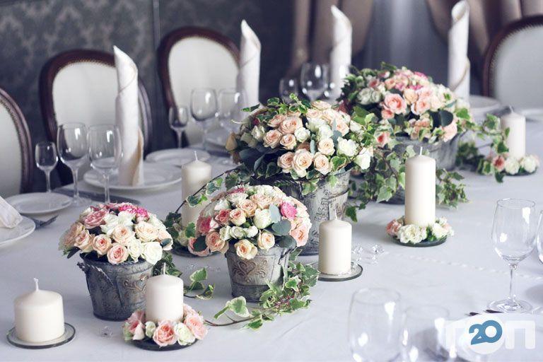 Флористик, оформлення квітів - фото 2