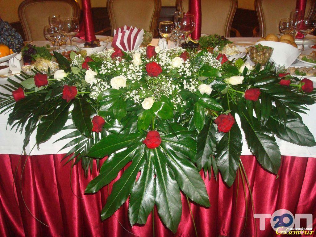 Флористик, оформлення квітів - фото 4