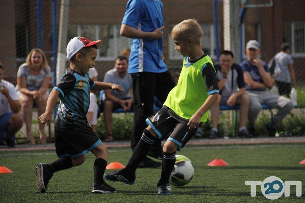 Логотип Футбольний клуб для дошкільнят StarBalls г. Хмельницкий