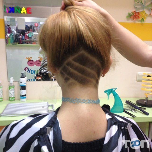 Гарнюня, перукарня сімейного типу - фото 57