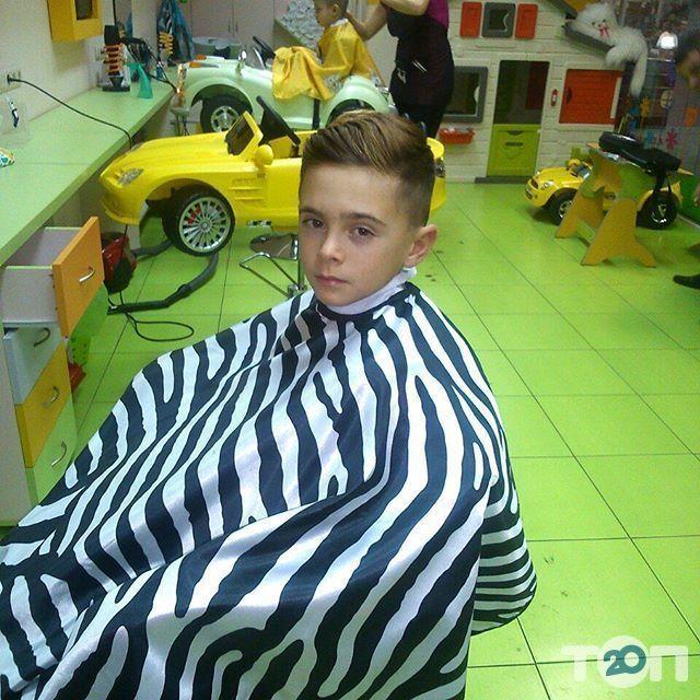 Гарнюня, перукарня сімейного типу - фото 73