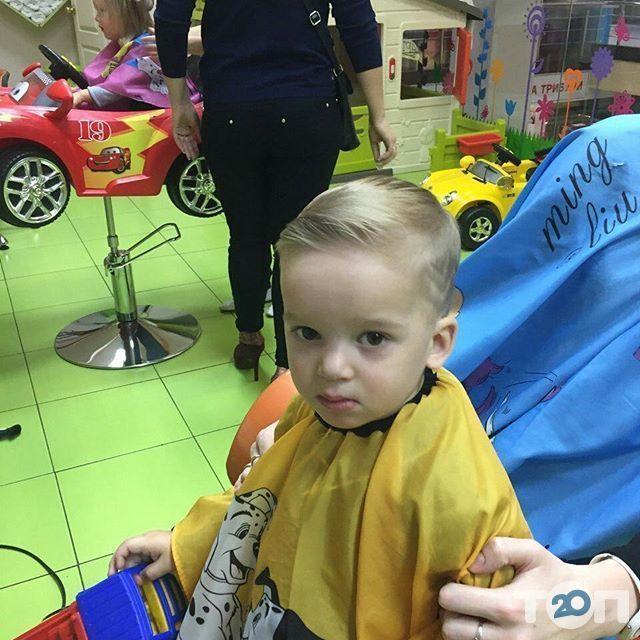 Гарнюня, перукарня сімейного типу - фото 22