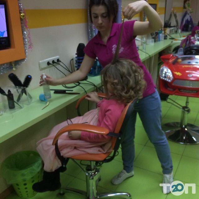 Гарнюня, перукарня сімейного типу - фото 36